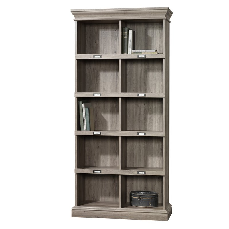 Well Known Bowerbank Standard Bookcase Intended For Pinellas Standard Bookcases (View 16 of 20)