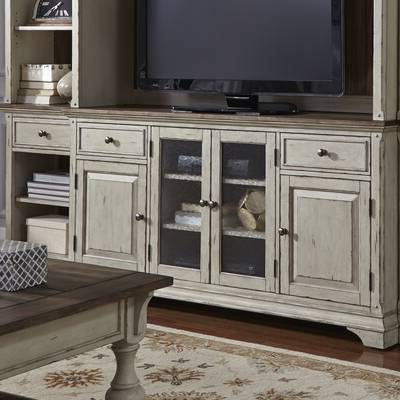 """Well Known Colefax Vintage Tv Stands For Tvs Up To 78"""" For Birch Lane™ Heritage Calila Tv Stand For Tvs Up To (View 12 of 20)"""