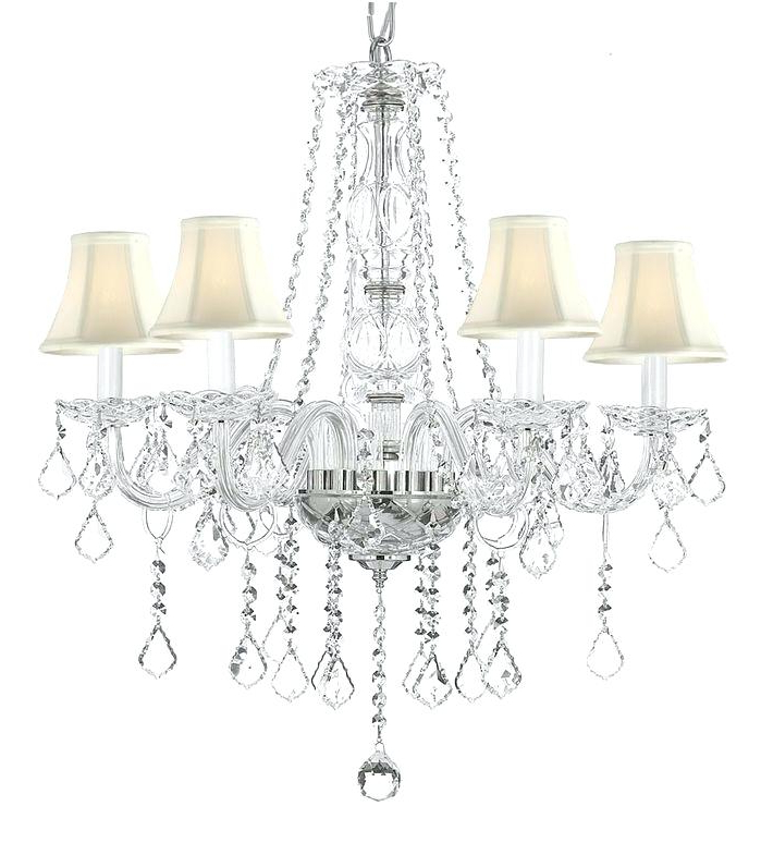 Well Known Crofoot 5 Light Shaded Chandeliers Within 5 Light Shaded Chandelier Chandeliers 5 Light Shaded (View 8 of 30)