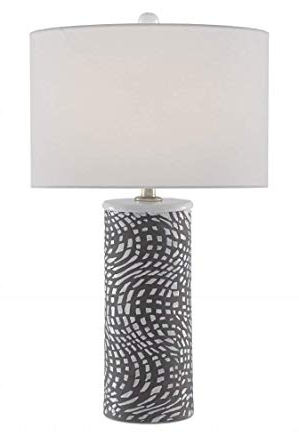 Well Known Currey & Company Lighting Abel Table Lamp – – Amazon In Abel 5 Light Drum Chandeliers (Gallery 16 of 30)