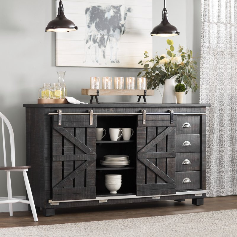 Well Known Deana Credenza Pertaining To Deana Credenzas (View 4 of 20)