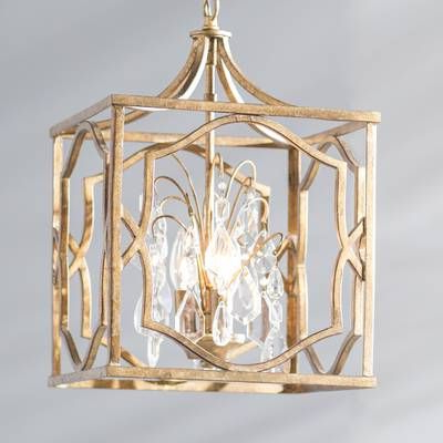 Well Known Destrey 3 Light Lantern Square/rectangle Pendant In 2019 Throughout Destrey 3 Light Lantern Square/rectangle Pendants (View 5 of 30)