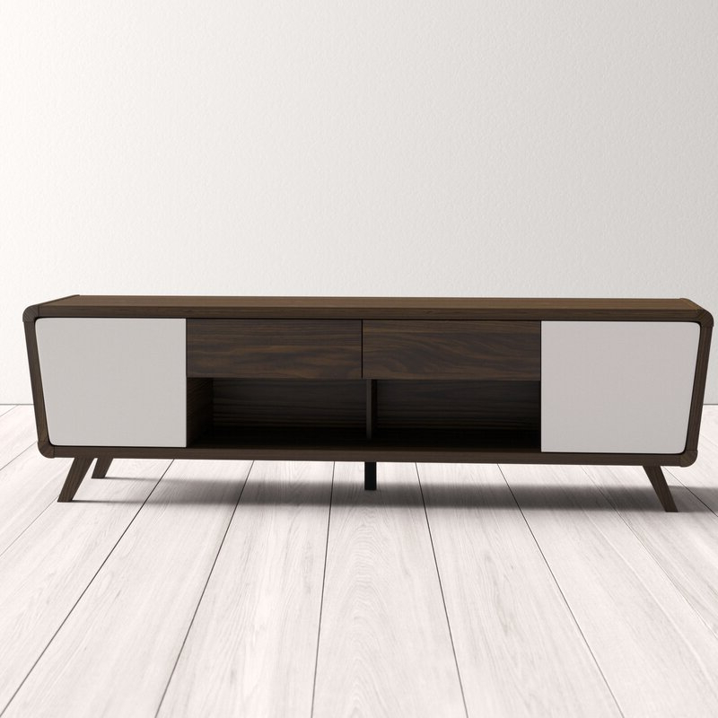 "Well Known Dormer Modern Tv Stand For Tvs Up To 70"" In Dormer Sideboards (View 18 of 20)"