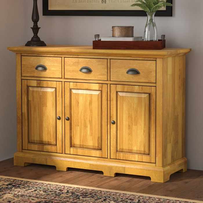 Well Known Fortville Sideboard Pertaining To Lanesboro Sideboards (View 16 of 20)