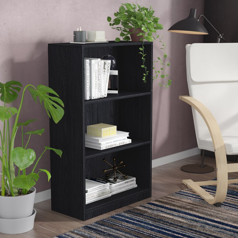 Well Known Ignacio Standard Bookcases With Regard To Lansing Standard Bookcase (View 20 of 20)