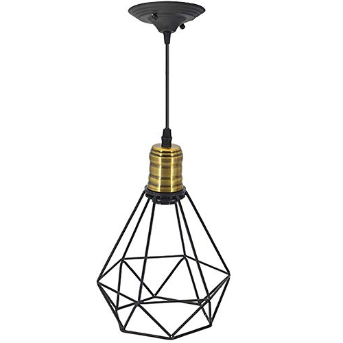 Well Known Kaycee 4 Light Geometric Chandeliers Within Geometric Chandelier: Amazon (View 29 of 30)