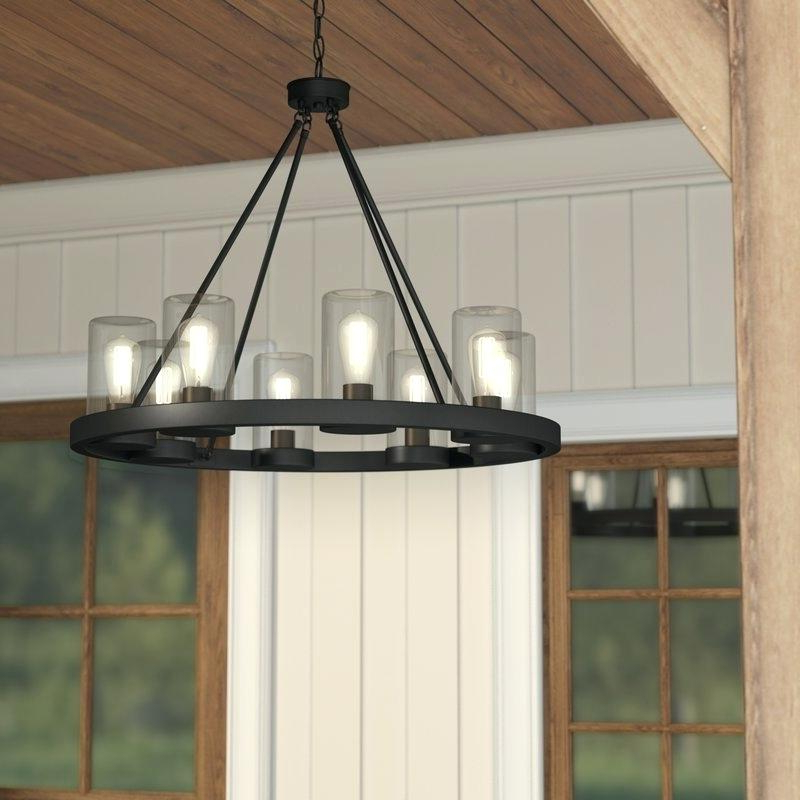 Well Known Laurel Foundry Modern Farmhouse Lighting – Colombiaenergy (View 28 of 30)