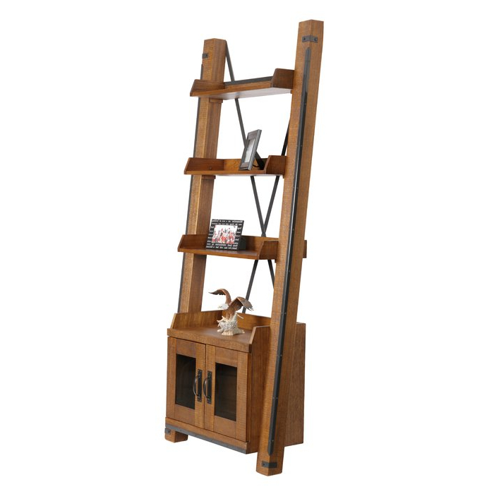 Well Known Leandra Ladder Bookcases With Regard To Leandra Ladder Bookcase (View 4 of 20)