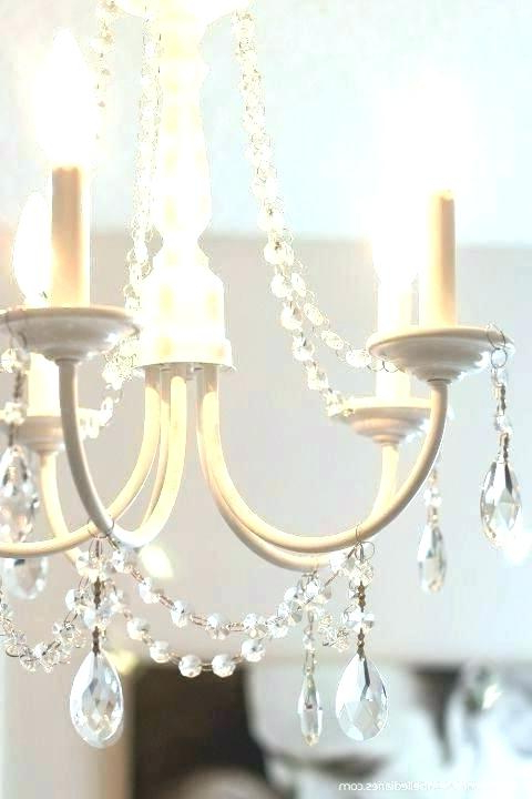 Well Known Mckamey 4 Light Crystal Chandeliers Intended For Make A Crystal Chandelier – Carmonwhitelaw (View 27 of 30)