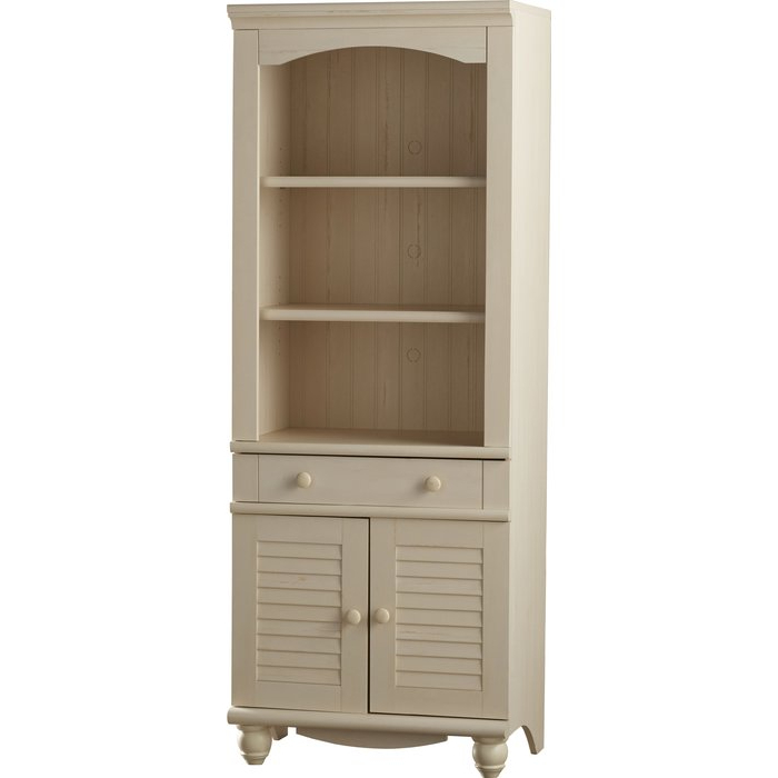 Well Known Pinellas Tall Standard Bookcases Regarding Pinellas Tall Standard Bookcase (View 19 of 20)