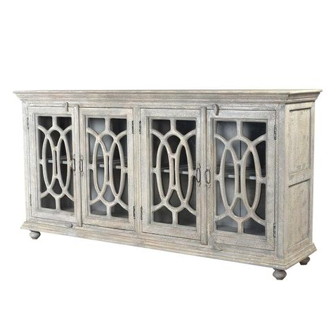Well Known Sideboards & Buffets In Haroun Mocha Sideboards (View 13 of 20)