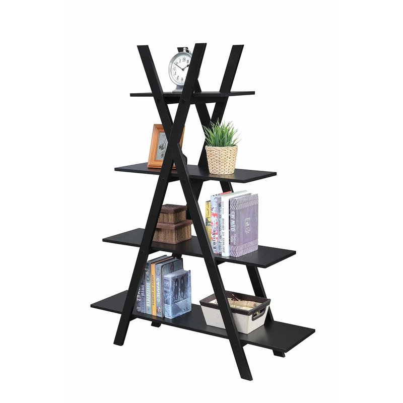 Well Known Stoneford Etagere Bookcase Intended For Stoneford Etagere Bookcases (View 20 of 20)
