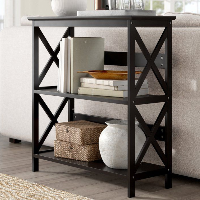 Well Known Stoneford Etagere Bookcase (View 19 of 20)