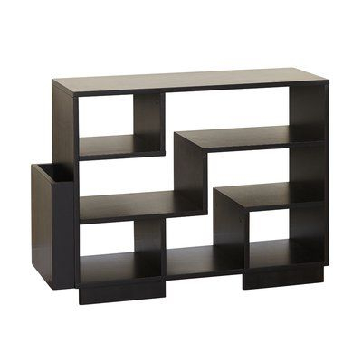 Well Known Vaccaro Geometric Bookcases In George Oliver Beckley Geometric Bookcase In (View 18 of 20)