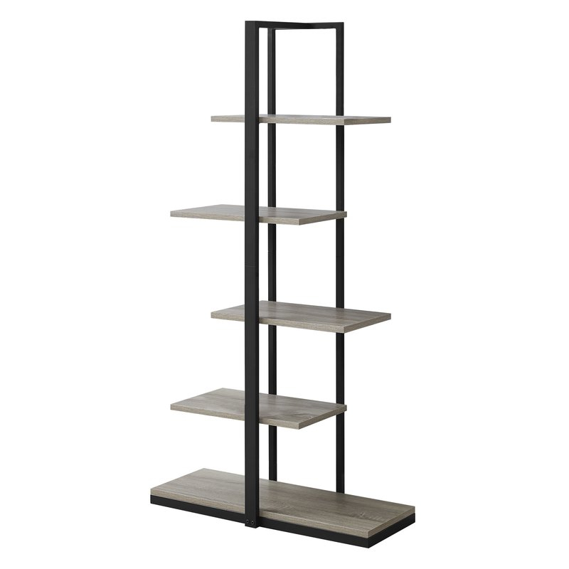 Well Known Waverley Etagere Bookcases With Regard To Blalock Etagere Bookcase (View 13 of 20)