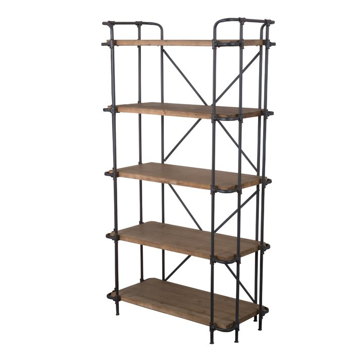 Well Known Zona Etagere Cube Bookcases Throughout Ebba Etagere Bookcase (View 10 of 20)