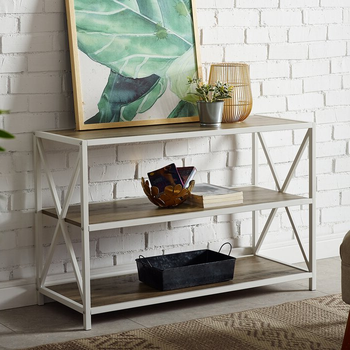 Well Liked Adair Etagere Bookcase Intended For Blairs Etagere Bookcases (View 20 of 20)