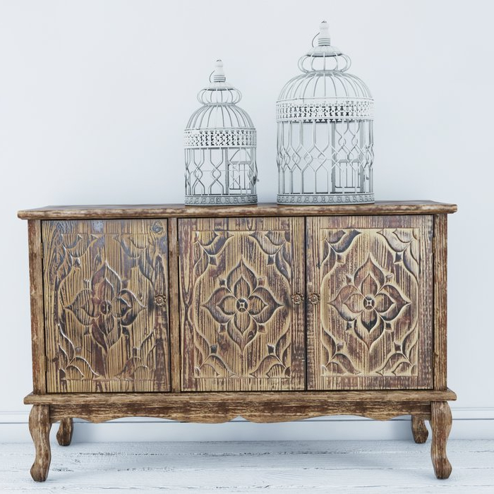 Well Liked Alkmene Sideboards Intended For Ottinger Server (View 19 of 20)