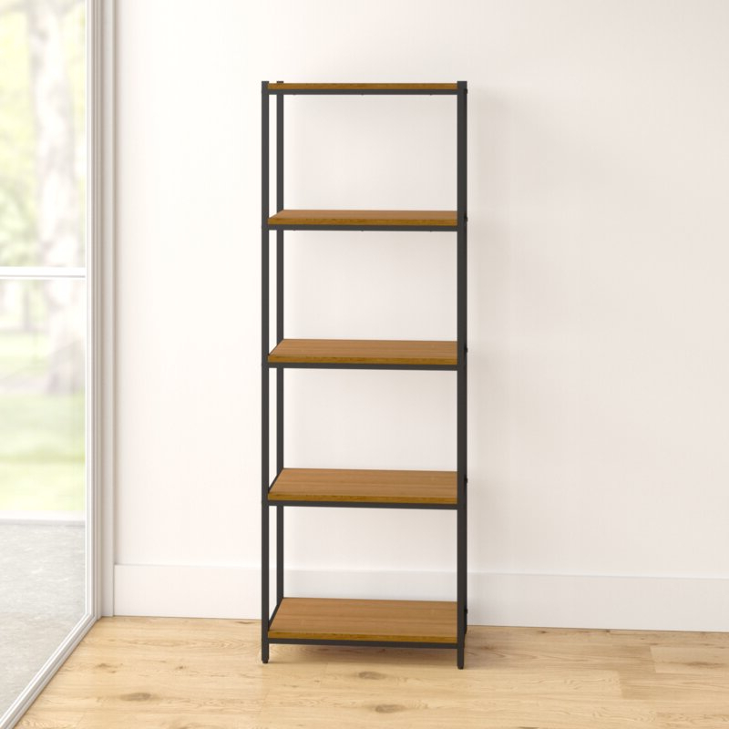 Well Liked Champney Etagere Bookcases With Regard To Champney Etagere Bookcase (View 8 of 20)