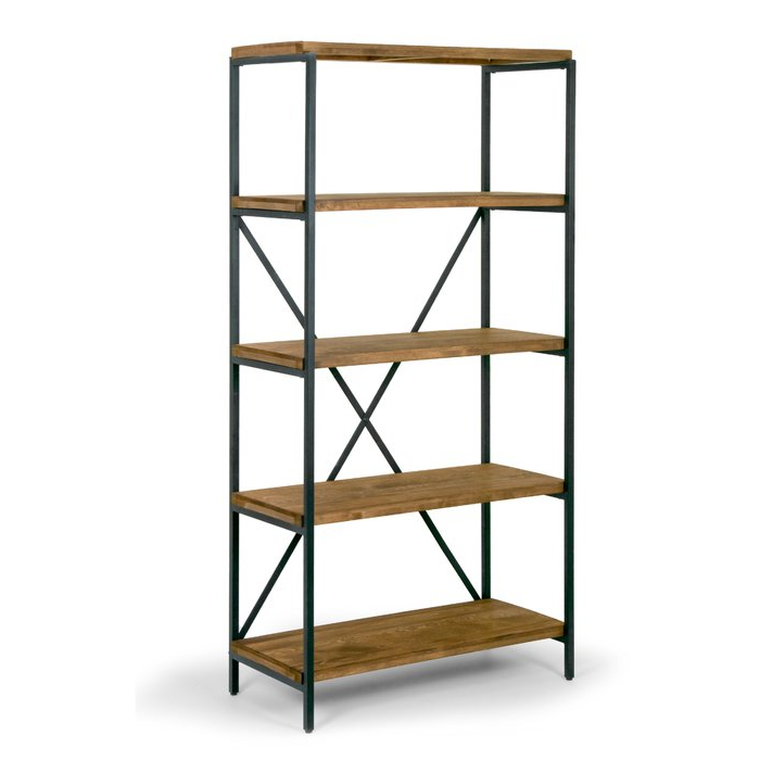 Well Liked Champney Modern Etagere Bookcases Throughout Champney Etagere Bookcase (View 20 of 20)
