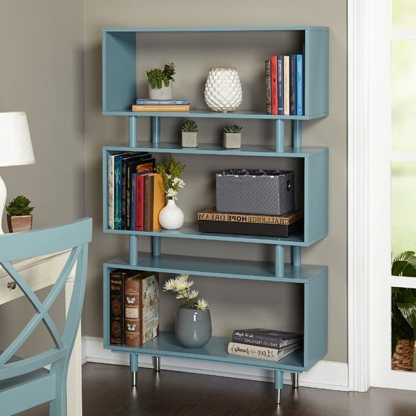 Well Liked Crowley Standard Bookcases Intended For Crowley Standard Bookcase (View 18 of 20)