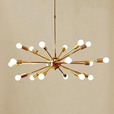Well Liked Defreitas 18 Light Sputnik Chandeliers Intended For 18 Light Chandelier – Socialstore (View 25 of 30)