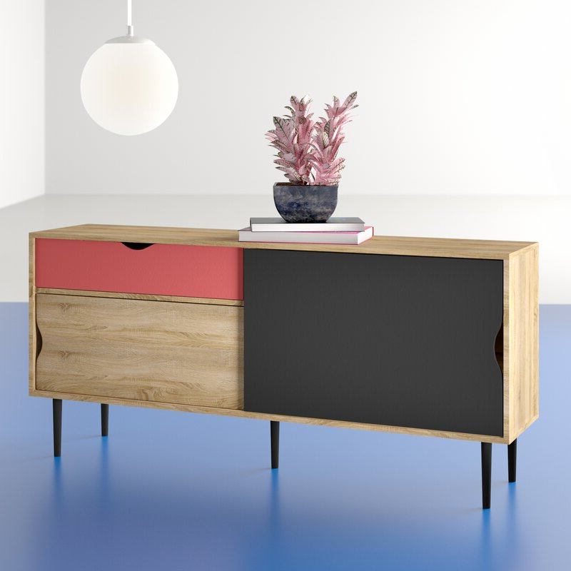 Well Liked Dovray Buffet Table With Regard To Dovray Sideboards (View 18 of 20)