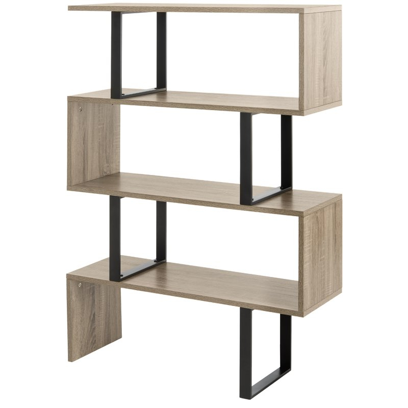 Well Liked Drowne Standard Bookcase With Cullison Standard Bookcases (View 12 of 20)