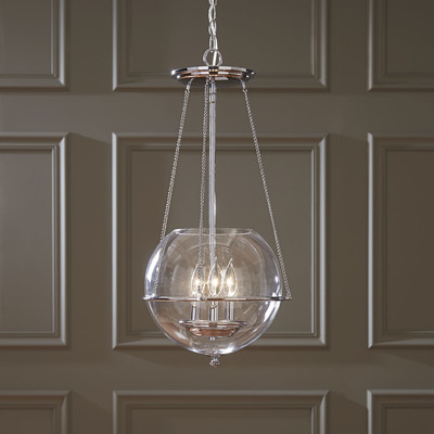 Well Liked Filipe Globe Chandeliers For Birch Lane Sanford Chandelier (View 30 of 30)