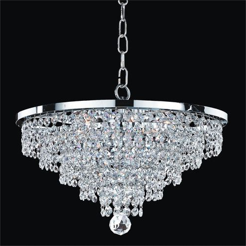 Well Liked Found It At Wayfair Supply – Vista 5 Light Crystal Intended For Verdell 5 Light Crystal Chandeliers (View 30 of 30)