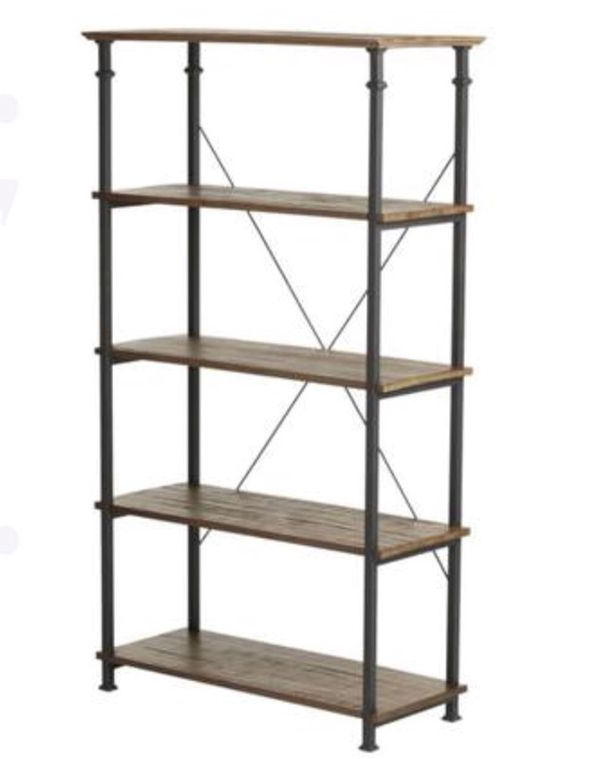 "Well Liked Mercury Row Zona 72"" Etagere Bookcase For Sale In Vancouver, Wa – Offerup Regarding Zona Etagere Bookcases (View 13 of 20)"