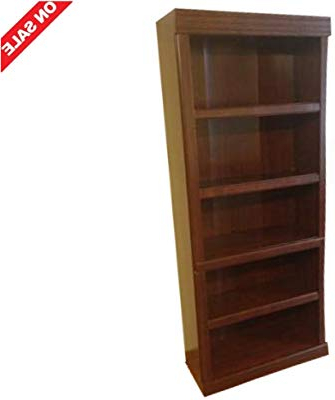 """Well Liked Pinellas Standard Bookcases For Amazon: Pinellas 72"""" Standard Bookcasebeachcrest (View 18 of 20)"""