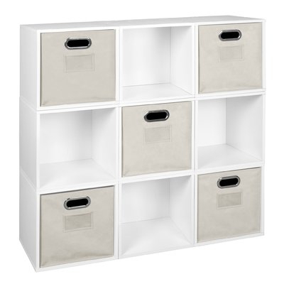 Well Liked Rebrilliant Chastain Storage Cube Unit Bookcase (View 19 of 20)