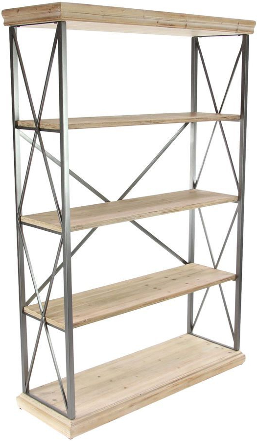 Well Liked Stylish And Contemporary Bookcase Is Functional And Cool Regarding Babbitt Etagere Bookcases (View 20 of 20)