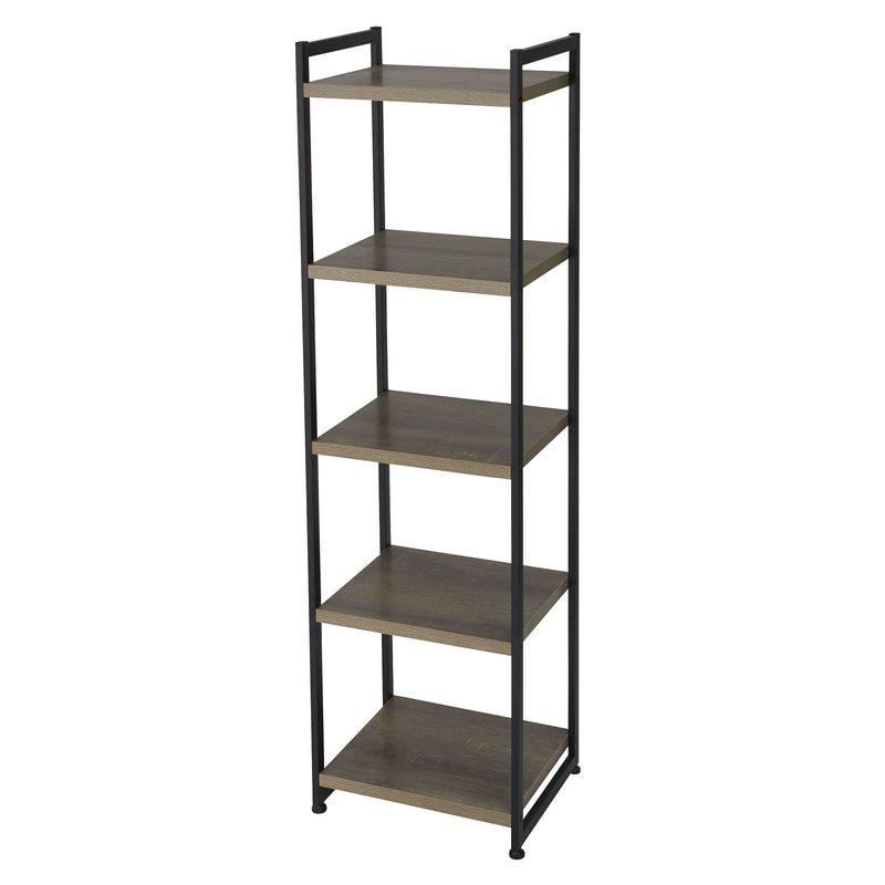 Well Liked Whipkey Etagere Bookcases Regarding Whipkey Etagere Bookcase (View 18 of 20)