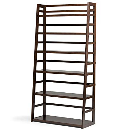 Featured Photo of Wide Ladder Bookcases