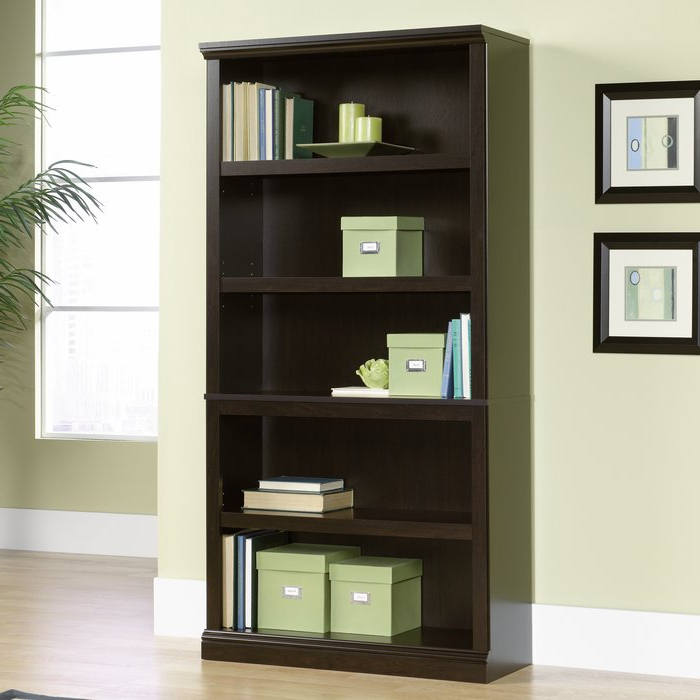 Widely Used Abigail Standard Bookcases In Abigail Standard Bookcase (View 19 of 20)