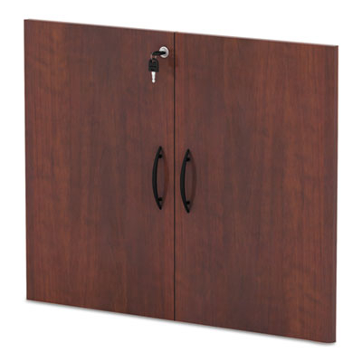 Widely Used Ale Va632832Mc: Alera Alera Valencia Series Cabinet Door Kit Inside Kit Bookcases (View 18 of 20)