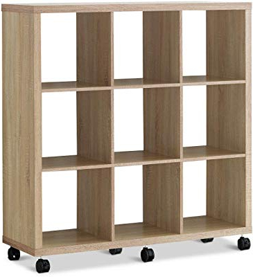 Widely Used Amazon: Bush Furniture Salinas 6 Cube Organizer In Intended For Salina Cube Bookcases (View 20 of 20)