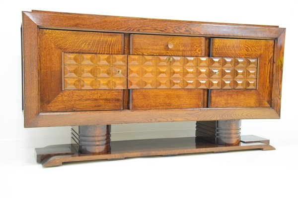 Widely Used Art Deco Sideboardcharles Dudouyt, 1930S Pertaining To Etienne Sideboards (View 20 of 20)