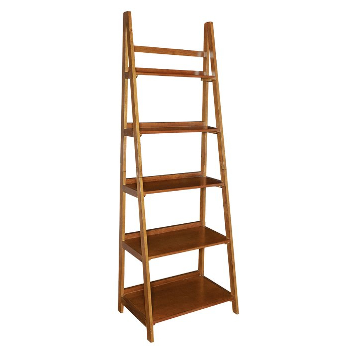 Widely Used Brock Ladder Bookcases With Regard To Brock Ladder Bookcase (View 20 of 20)