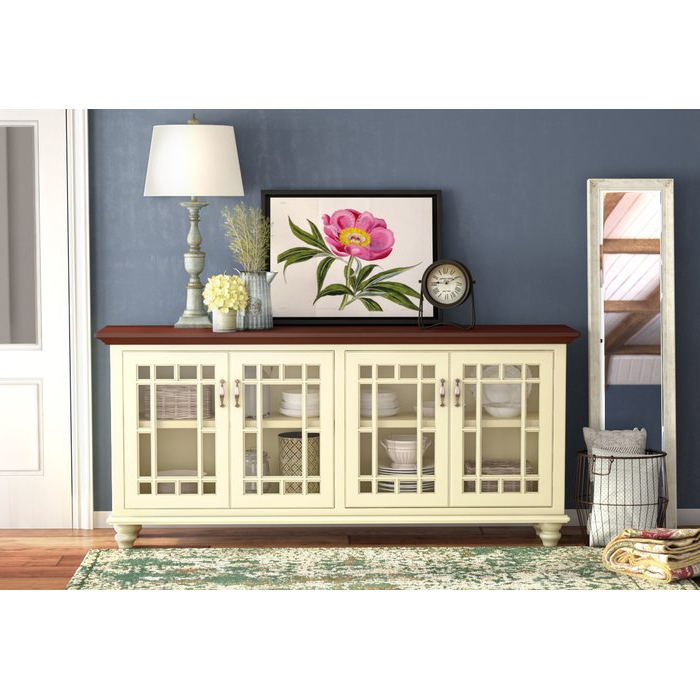 """Featured Photo of Colefax Vintage Tv Stands For Tvs Up To 78"""""""