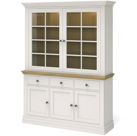 Widely Used Corndell Annecy Large Dresser Top & Sideboard Pertaining To Annecy Sideboards (View 20 of 20)