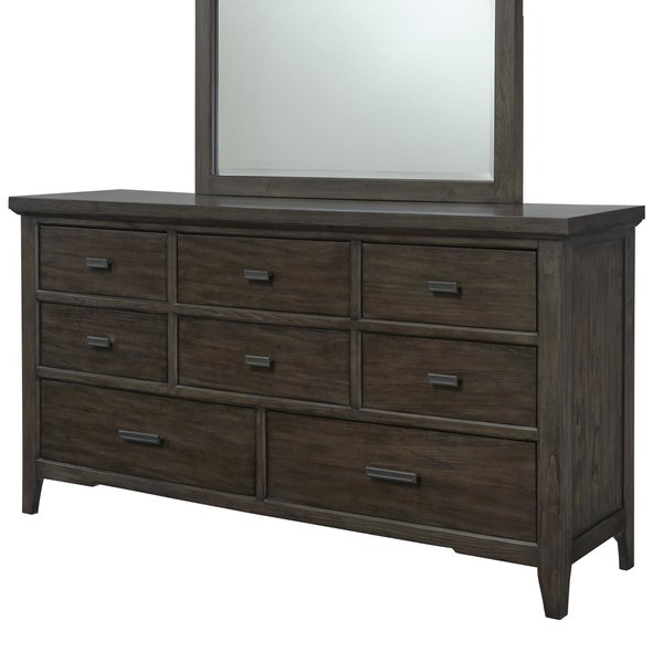 Widely Used Dovray Sideboards Within Bargain Giana 8 Drawer Dresserunion Rustic Coupon On (View 20 of 20)
