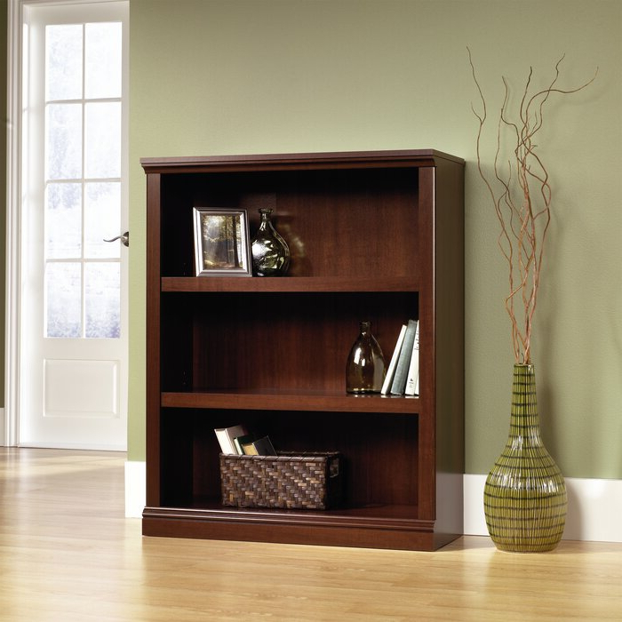 Widely Used Hartman Standard Bookcase Inside Ryker Standard Bookcases (View 7 of 20)