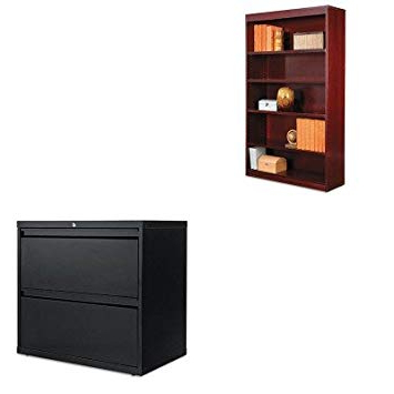 Widely Used Kit Bookcases Inside Amazon: Kitalebcs56036Myalelf3029Bl – Value Kit – Best (View 19 of 20)