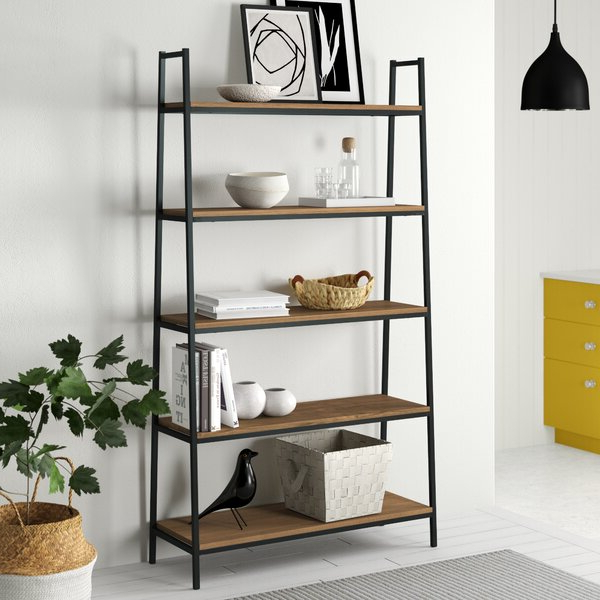 Widely Used Krausgrill Standard Bookcases Within Champney Etagere Bookcasezipcode Design Great Price (View 20 of 20)