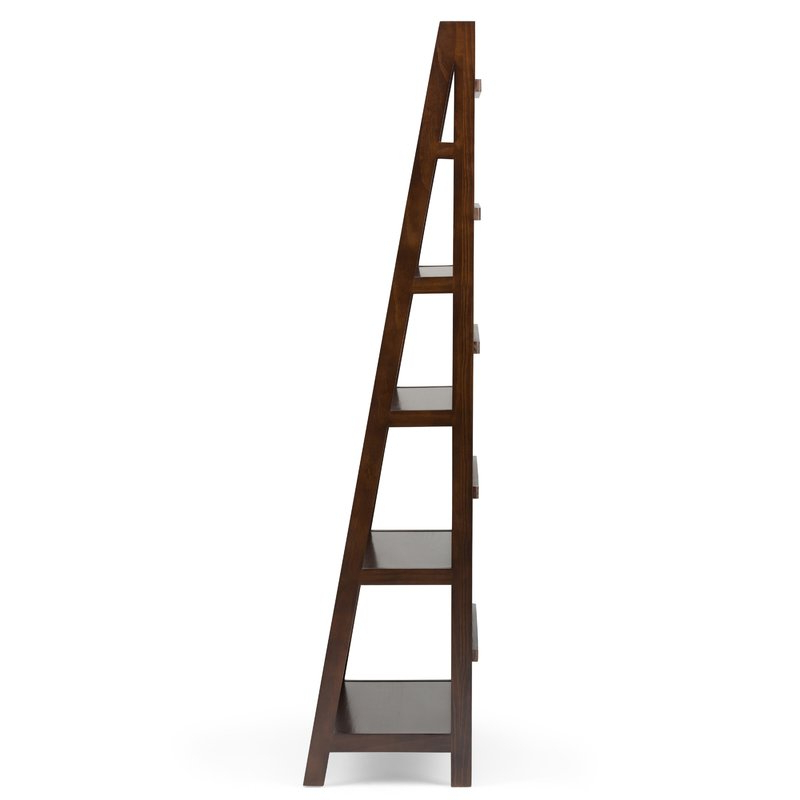 Widely Used Mayna Ladder Bookcase With Mayna Ladder Bookcases (View 20 of 20)