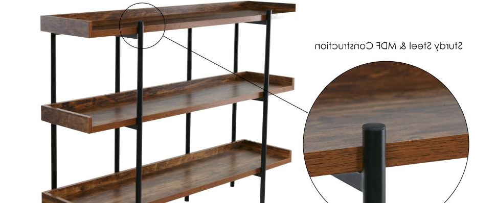 Widely Used Parker Modern Etagere Bookcase With Regard To Parker Modern Etagere Bookcases (View 20 of 20)