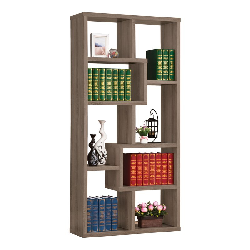 Featured Photo of Skaggs Geometric Bookcases